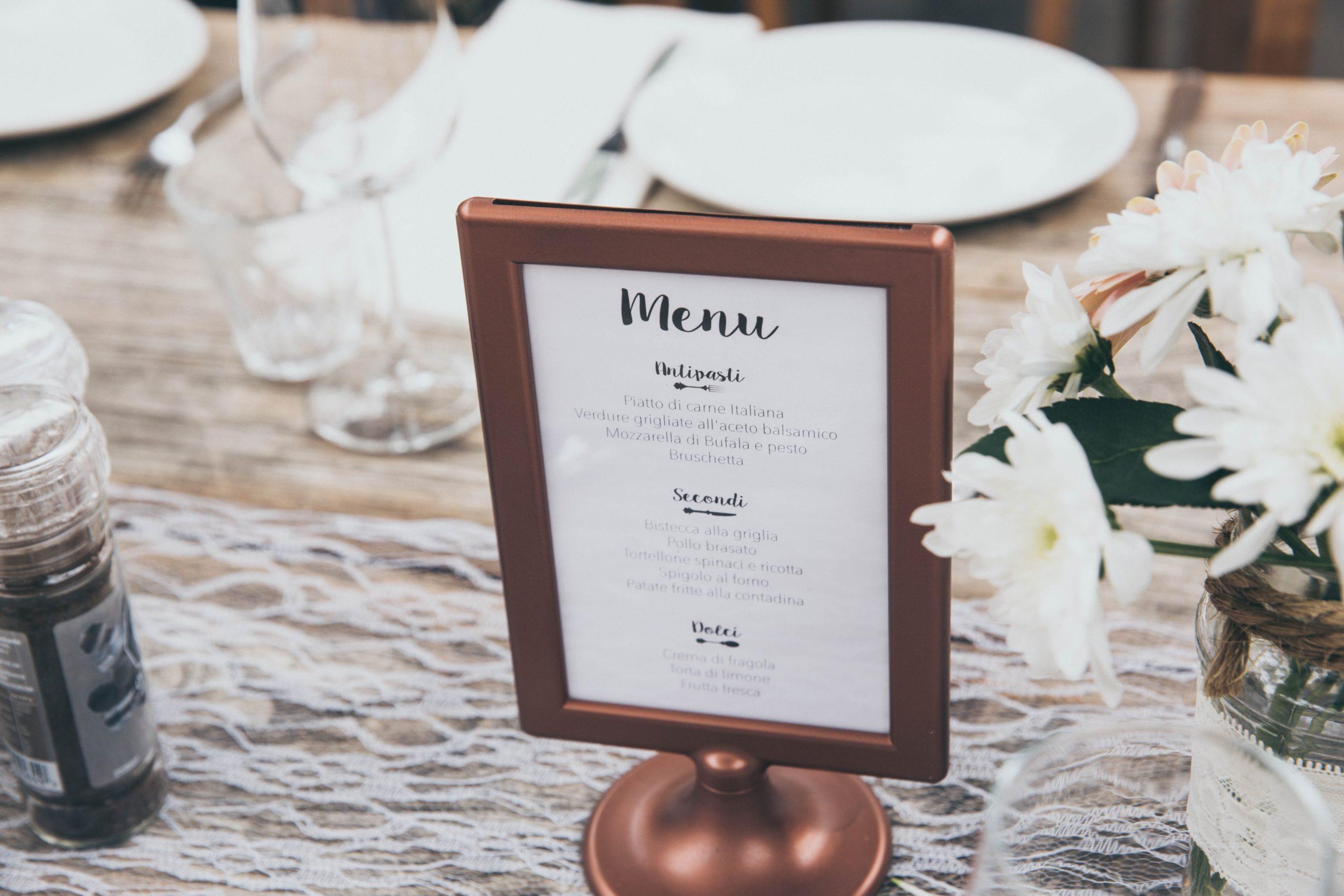 Pourquoi les menus sur tablettes sont-ils mieux que les cartes papier ?
